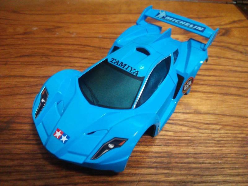 フェスタジョーヌ・LM レースカー'15