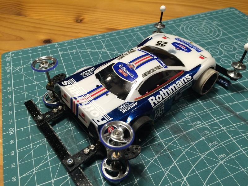 TRF Rothmans '88