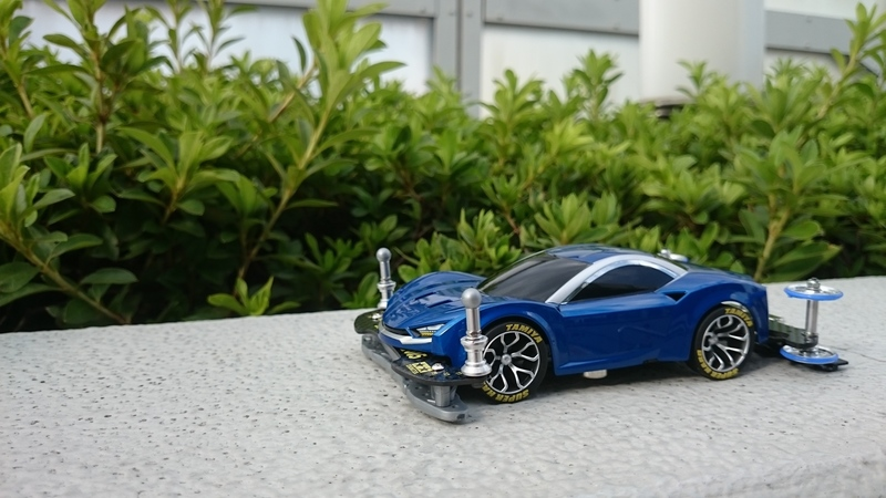RAIKIRI BLUE
