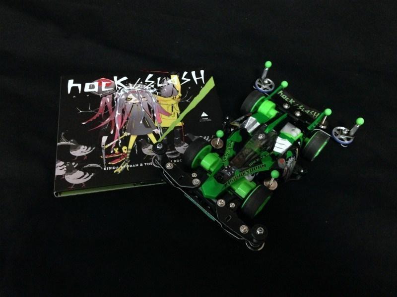 アバンテMk-Ⅱ Ver.HACK/SLASH