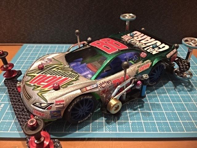 TRF NASCAR-88