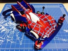 ビークスパイダーマン owned by bushi_yako