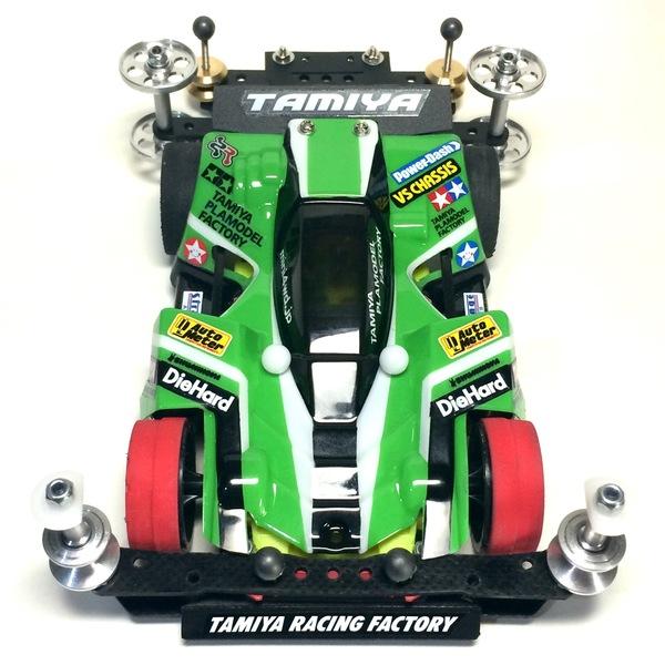ZMC Daytonaっぽい仕様