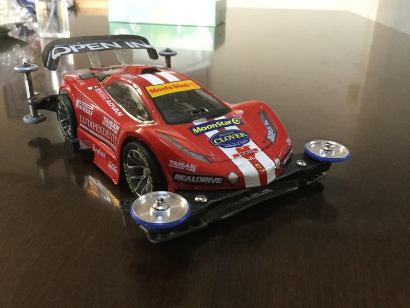 フェラーリGT2