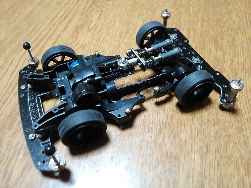 νAR-FM chassis 〈prototype〉