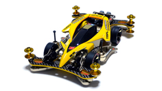ASTRO BOOMERANG AR GIALLO owned by ワタル (team M4K) #MINI4WD