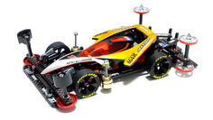 M4K ASTRO BOOMERANG owned by ワタル (team M4K) #MINI4WD