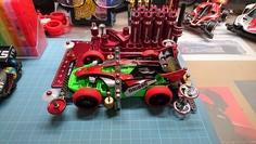 アバンテ Mk.Ⅱ【SUZUKI GSX250R風】 owned by Aaron