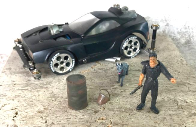 マッドマックス2 The Road Warrior インターセプター