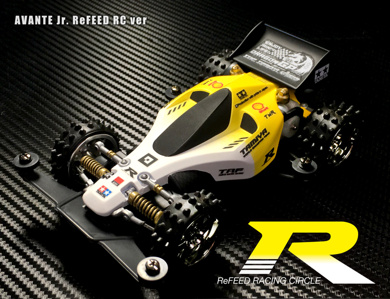アバンテ Jr. ReFEED RC ver.