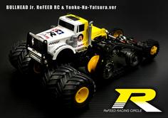 ブルヘッド Jr ReFEED RC ver. owned by refeed_rc