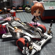 ウサミンブレイカー・Z-7~ねんぷちを添えて~ owned by mini4_Dot_jp