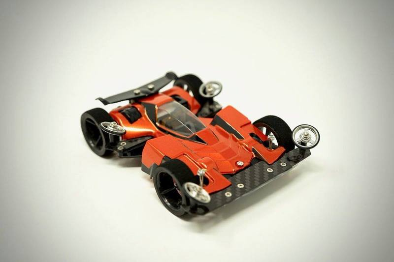 Neo Tridagger EVO II  #mini4wdsport