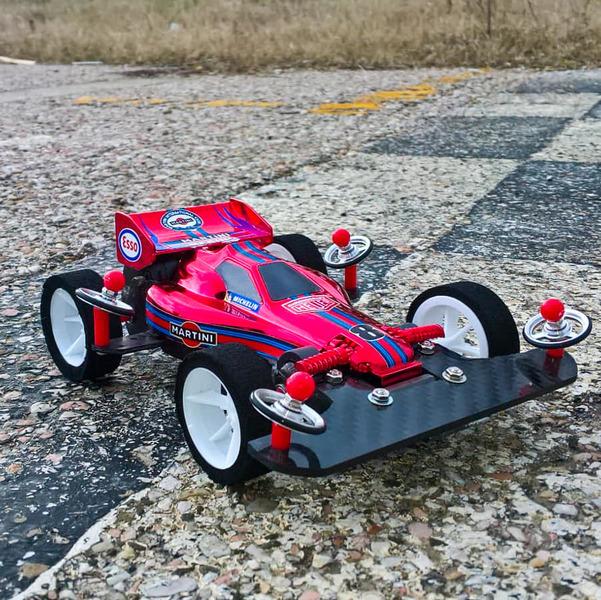 Astute Jr Martini Racing #mini4wdsport