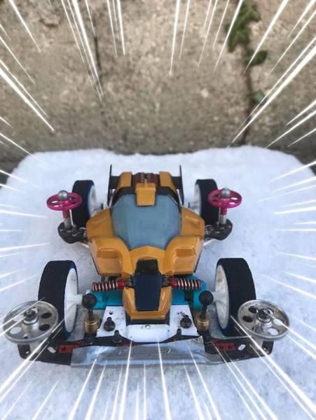 Dash 01 #mini4wdsport