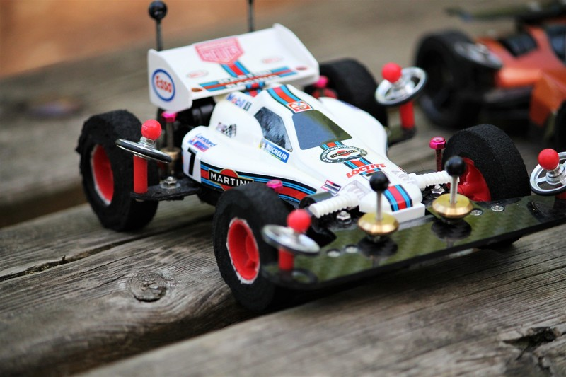 Astute Jr Martini Racing #mini4wdsport