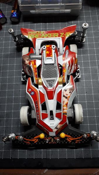 サイキックブレイカーZ-6