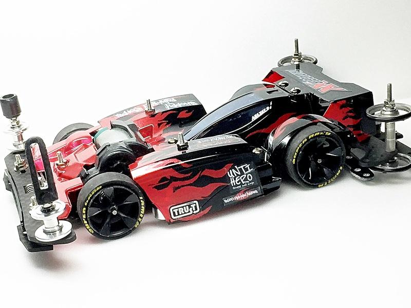 SFM12号車 トライダガーXXZMC