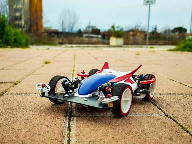 Liberty Emperor Suspension system #mini4wdsport