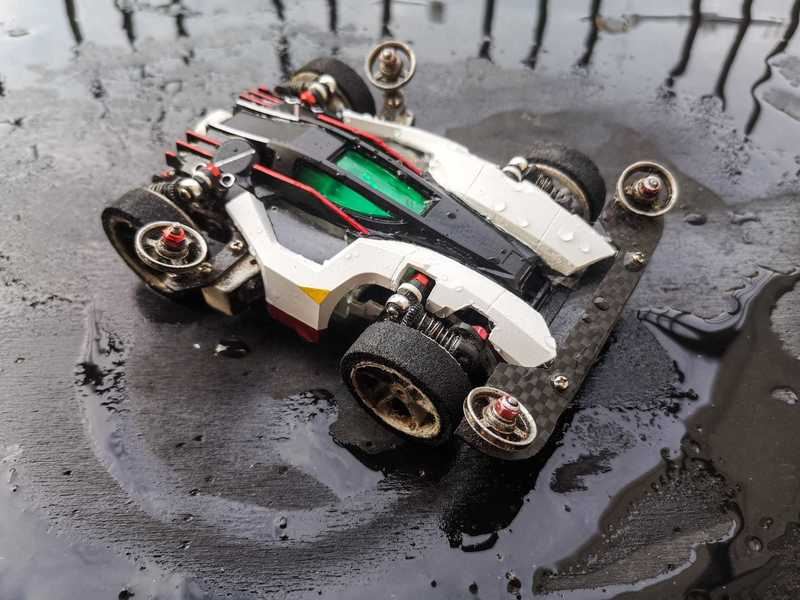 God Burnin Sun #mini4wdsport