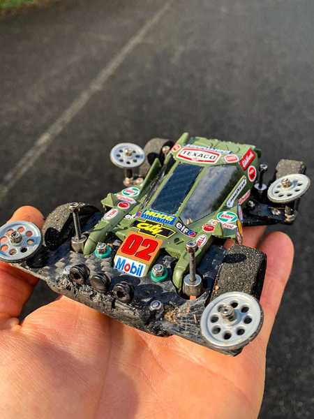 Burning Sun  Rally #mini4wdsport