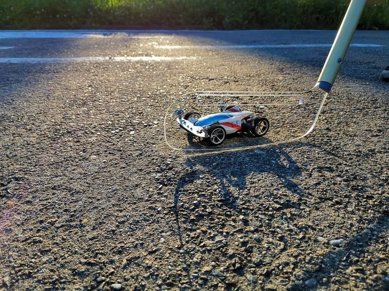 Horizon Boundless race #mini4wdsport