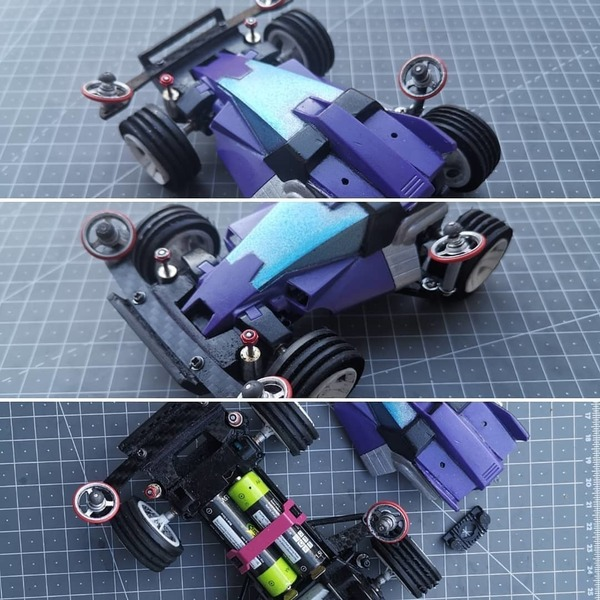 Proto Emperor Rally #mini4wdsport