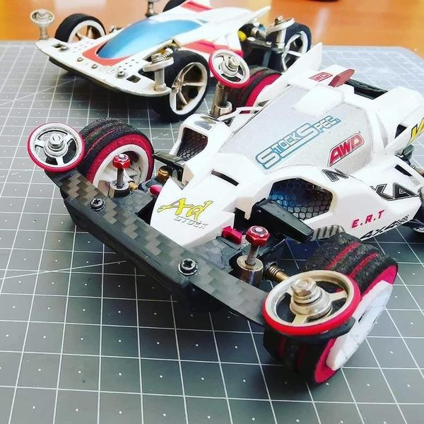 Super Emperor Rally #mini4wdsport