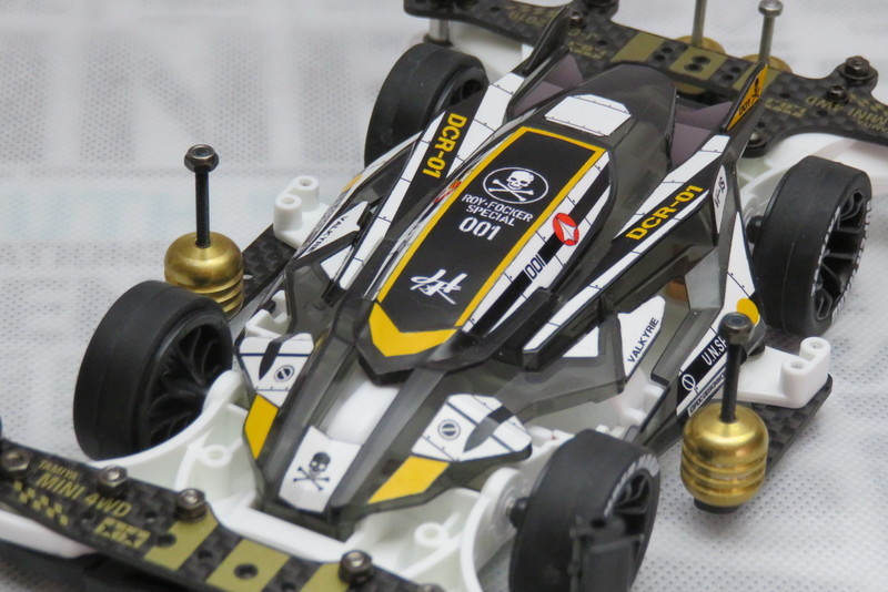 DCR-01 ロイ・フォッカー スペシャル