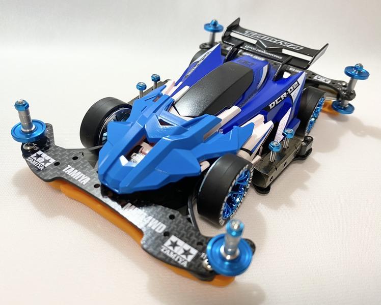 デクロス02 ブルースペシャル