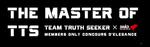 #TheMasterOfTTS